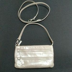 Hobo crossbody convertible purse